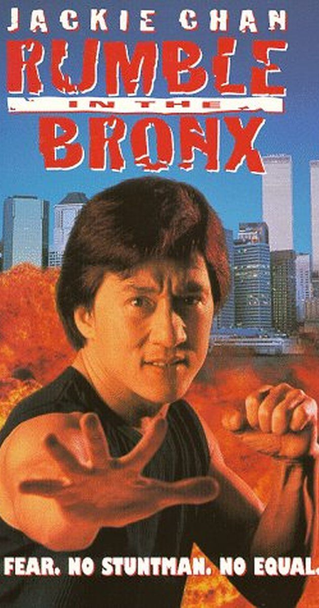 Directed by Stanley Tong.  With Jackie Chan, Anita Mui, Françoise Yip, Bill Tung. A young man visiting and helping his uncle in New York City finds himself forced to fight a street gang and the mob with his martial art skills.