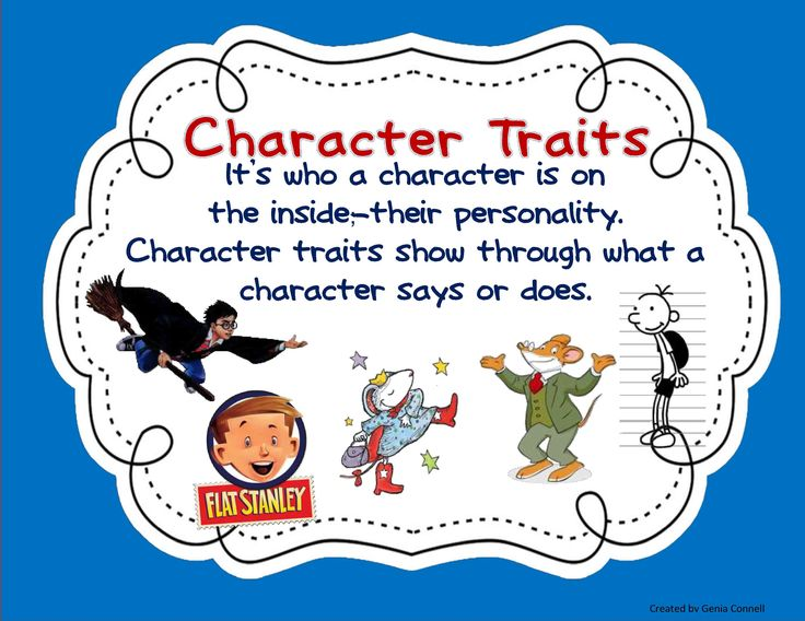 Teaching students what character traits are, and how to recognize them, makes a major impact on your students' reading and writing. Get your students analyzing characters and drawing conclusions...