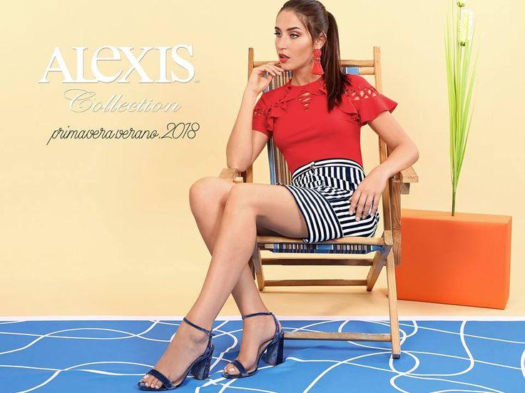 Alexis (@AlexisModa)   Twitter Feliz inicio de mes. Disfruta al máximo y conoce la nueva propuesta de #AlexisCollection  #Primavera #Verano #2018 http://alexis.com.mx/alexis-collection/