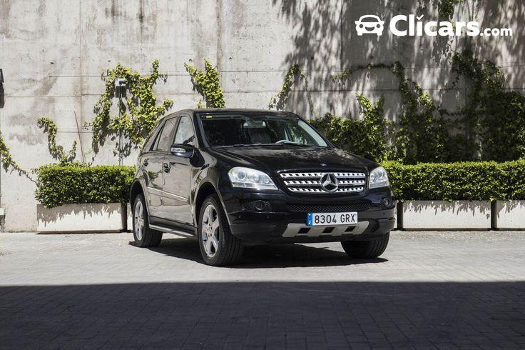 Nice Mercedes: Mercedes ML 320 CDI 4M (5p) (224cv) 2009 (Diésel) -  #Motor #Carroceria #Drive ...  Mercedes Benz Check more at http://24car.top/2017/2017/07/10/mercedes-mercedes-ml-320-cdi-4m-5p-224cv-2009-diesel-motor-carroceria-drive-mercedes-benz/