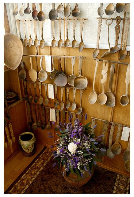 The Wood Spoons Museum