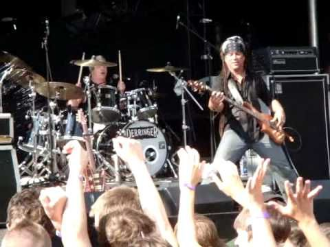 Rick Derringer—Rock and Roll Hoochie Koo—Live-London ON 2007-07-28
