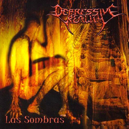 "Magick Disk Musick | DEPRESSIVE REALITY ""Las Sombras"" [CD, 2007] | online store & record label"