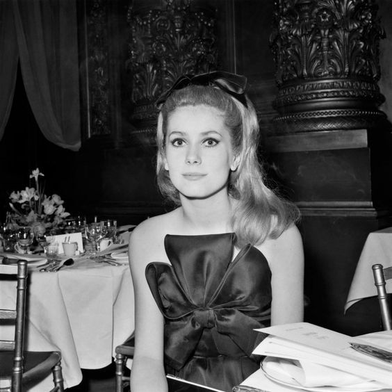 Photos: The International Best-Dressed List's Hall of Fame | Vanity Fair CATHERINE DENEUVE: