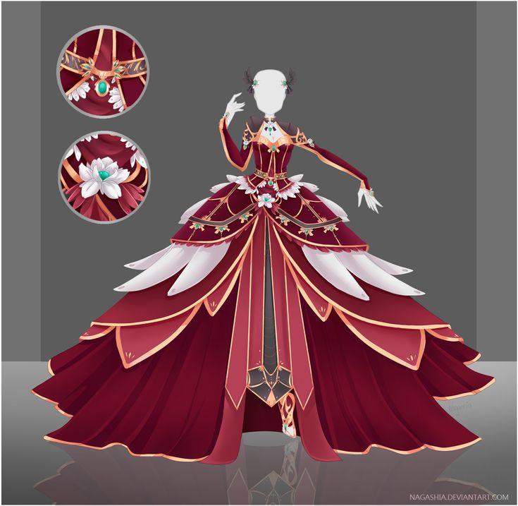 Reine de l'automne évolué magea (moi)