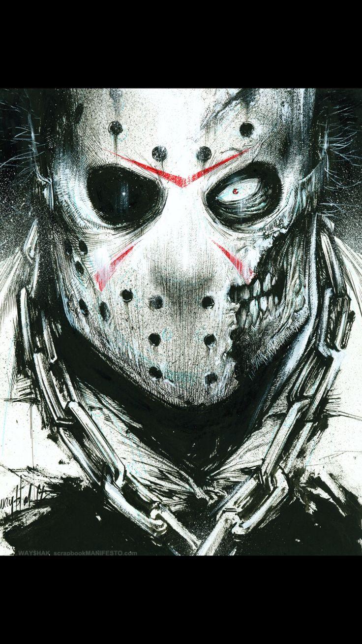 Jason Voorhees.......................