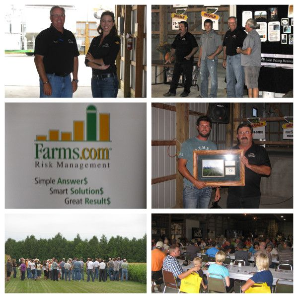 Special thanks to our customers this season-we truly appreciate your business. Have a safe & happy harvest!