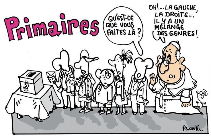 Le journal de BORIS VICTOR : LE DESSIN DU JOUR DE PLANTU -  Mardi 4 octobre 201...