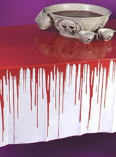 Dripping Blood Tablecloth – Tingale T.