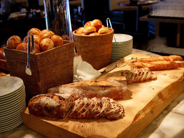グランドハイアット東京『フレンチキッチン』朝食ブッフェ 2014年8月: そう、これからだよね!