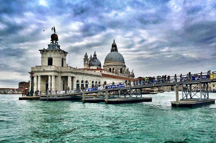 31^ edizione della #Venicemarathon2016 di Venezia