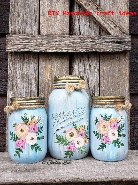 Creative Mason Jar Diy Ideas In 2020 Mason Jar Crafts Diy Mason Jar Decorations Easy Mason Jar Crafts Diy
