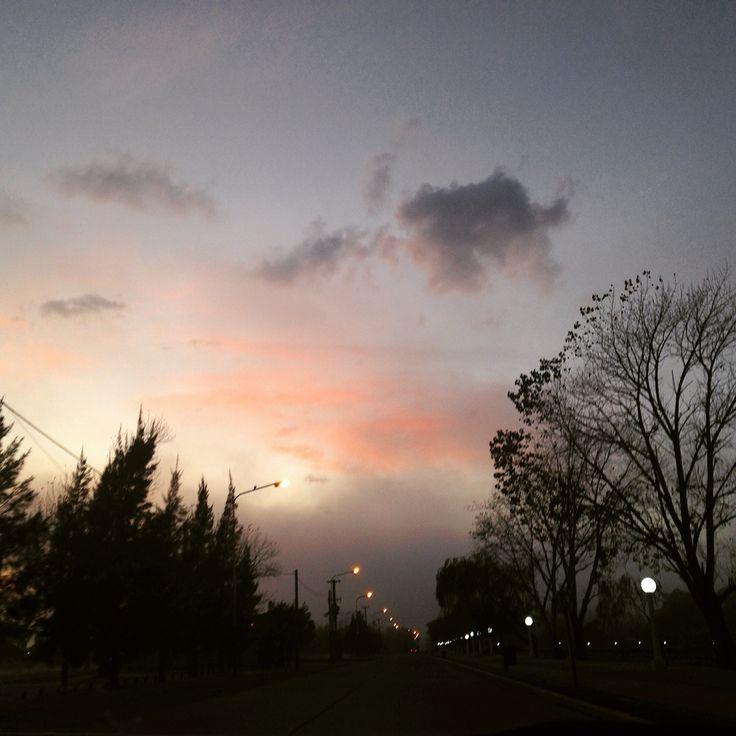Amanecer de Invierno - Chascomús - BsAs - Argentina
