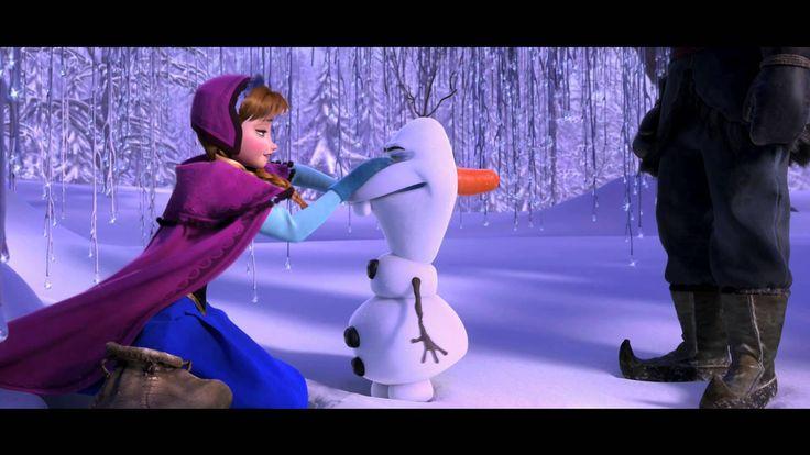 Did you notice the Norwegian influence in Frozen?