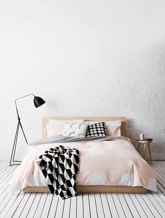 alguma dúvida que menos é mais? decoração minimalista