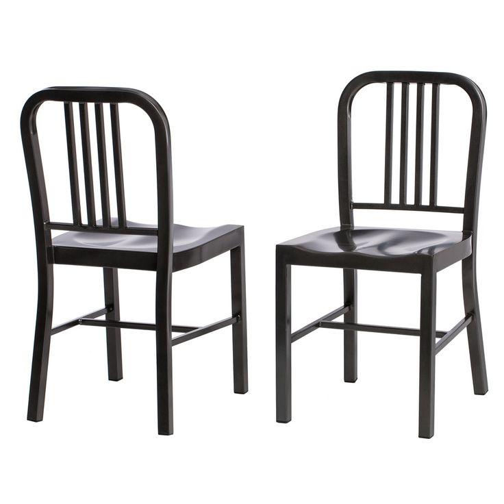 Aluminum Dining Room Chairs Classy Design Ideas