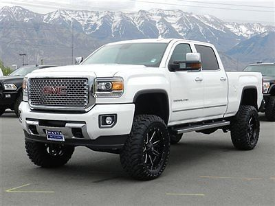 2015 GMC Sierra Denali 3500HD Duramax $60,000 Or best offer - 100689003 | Custom Lifted Truck Classifieds | Lifted Truck Sales