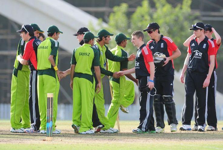 Dismissals of 1st Ever One-Day International Cricket Match Pakistan Vs England