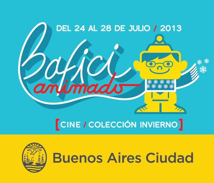 Del 24 al 28 de Julio BAFICI Animado