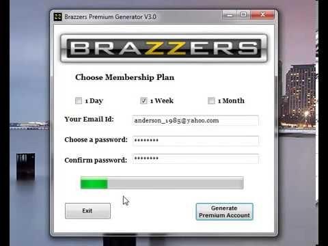 Brazzers Hack Premiun Account Generator 2013 [FREE]