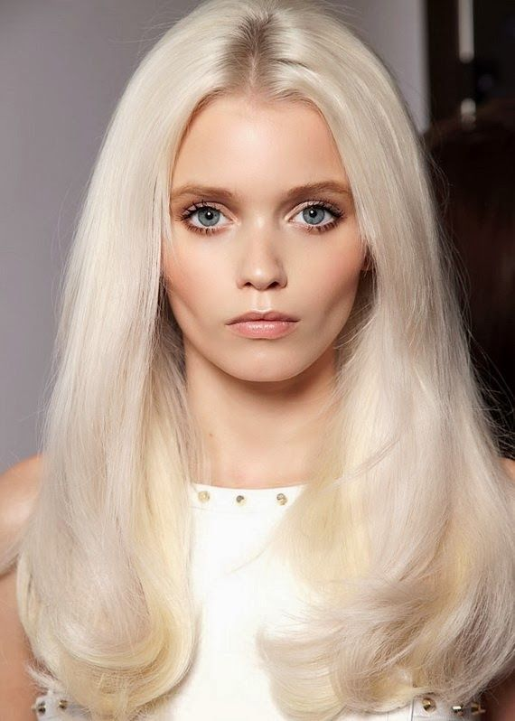 light blonde hair 2014 Hair Color Trends 2014