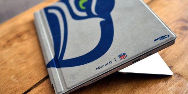 Microsoft trae las nuevas covers de la NFL para tu Surface - http://j.mp/2bsHknN - #Gadgets, #MaddenNFL17, #Microsoft, #NFL, #Noticias, #Surface, #SurfaceStyle, #Tecnología, #XboxOneS