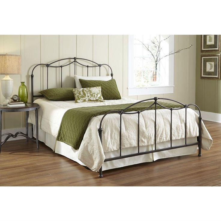 Best Queen Size Metal Bed Frame With Headboard And Footboard 640 x 480
