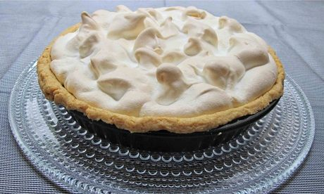 What about a good old-fashioned lemon meringue pie? Clearly the Guardian and BBC both have the same food writers. The higher welfare has once again been omitted, but we know you'll make it compassionate!