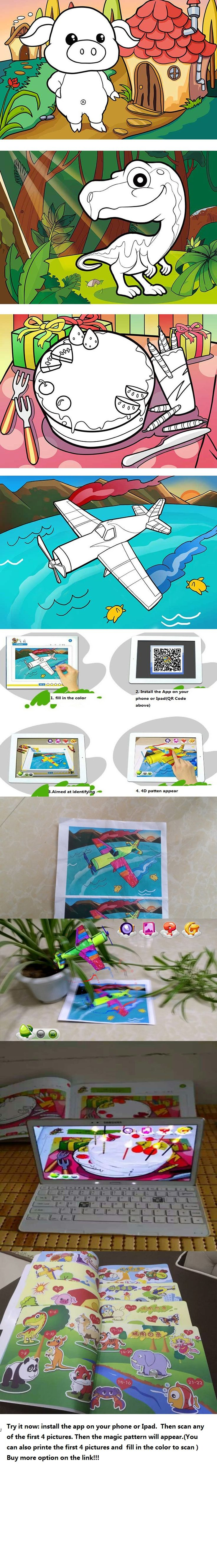 App Toy Installer : Best images about d painting books for kids on