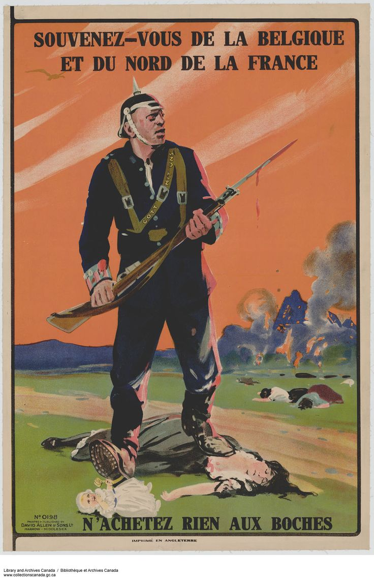 17 Best Images About First World War Propaganda Posters On