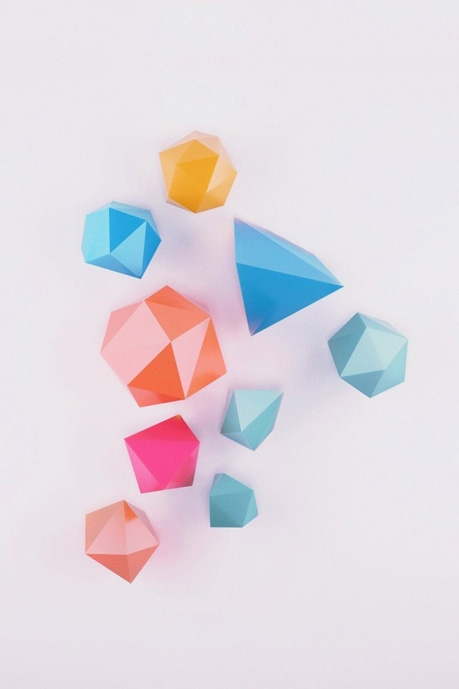 Geo a Day: a Visual Daily Inspirational Exercise to Explore Shapes and Forms - Image 1 | Gallery
