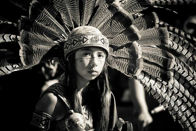 an introduction to the history the aztecs as native american people American indians and explorers colonization  or the study of the features of the earth and how people interact with them,  native american resource page maya.