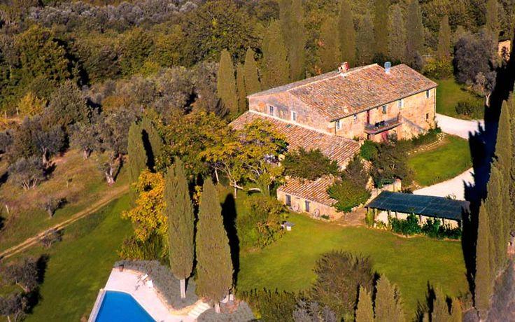 Casale di charme in Toscana