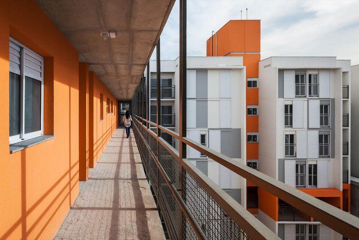 passarela - Conjunto Habitacional Heliópolis - Gleba G - Galeria de Imagens | Galeria da Arquitetura