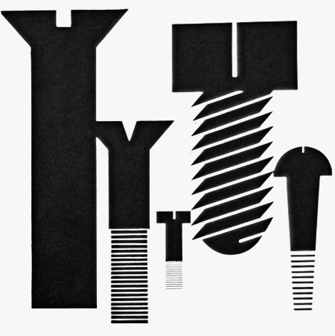 Armin Hoffman — Graphic Design Manual (1965)