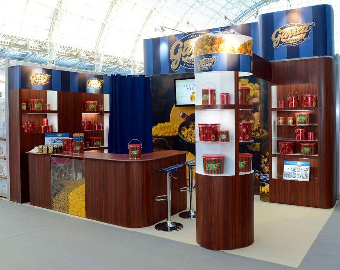 Loving this idea for a pop-up-shop, using a POPcorn brand, brilliant! #popyourshop