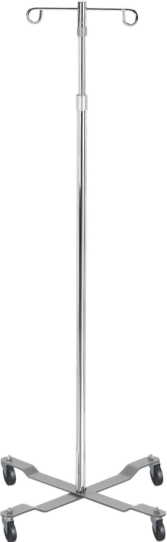 EA/1 - IV Pole, Silver Vein Finish