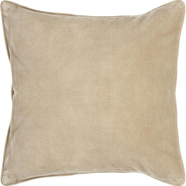 Handmade Contemporary Pillow, Beige design by Chandra Rugs ($64) ❤ liked on Polyvore featuring home, home decor, throw pillows, pillows, contemporary home decor, off white throw pillows, contemporary throw pillows, handmade throw pillows and ivory throw pillows