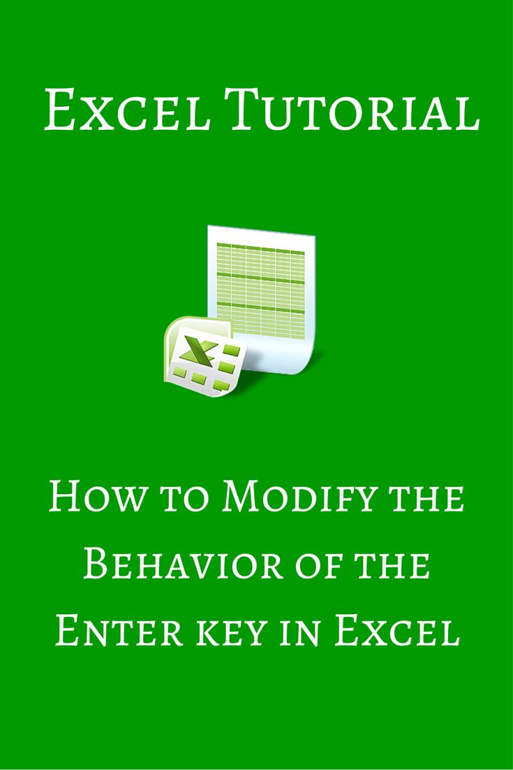 how to move cursor in excel cell