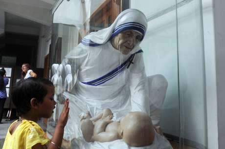 4 de marzo dia del hermano Teresa de Calcuta, de nombre secular Agnes Gonxha Bojaxhiu, fue una monja católica de origen albanés naturalizada india, que fundó la congregación de las Misioneras de la Caridad en Calcuta en 1950. Foto: Getty Images