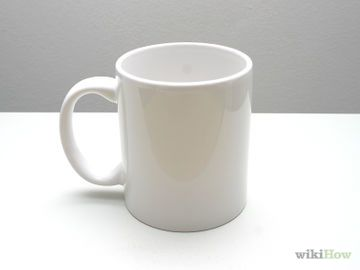 How to make custom picture mugs.