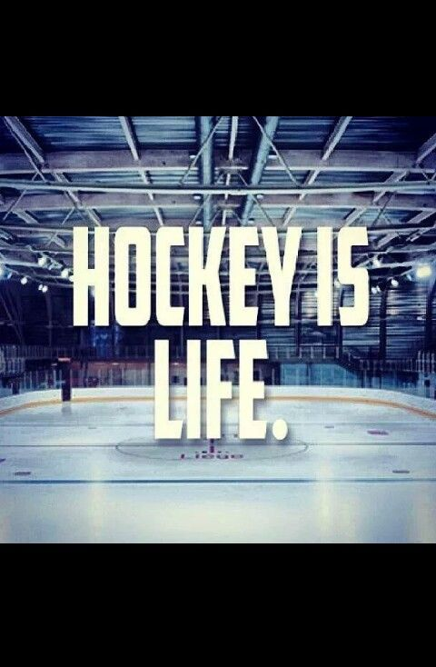 Hockey is Life. Check out this awesome collection of hockey shirts & hoodies here: http://www.sunfrogshirts.com/HQTeeHoodie/Custom-Hockey-Tshirts-Hoodies