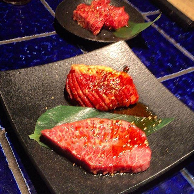 Japanese beef連休初日(29日肉の日♡)は友達と焼肉へ。手前からミスジ、カルビ、ハラミやったかな?普段はカルビは食べへんけど全く脂っこくなくてびっくり。胃もたれせーへん胃薬要らずの焼肉なんて久々です。A5ランクのサシのお肉がキツい年頃やから美味しかったしまた行こ♡  #saturdaynight#dinner#beef#health#healthyfood#beauty#beautyfood#healthy#healthyfood#workout#training#muscle#夕食#夜ごはん#外食#ゴールデンウィーク#友達#焼肉#肉#健康#美容#美肌#温活#トレーニング#ウォーキング#筋トレ#ヘルシー#胃腸が弱い