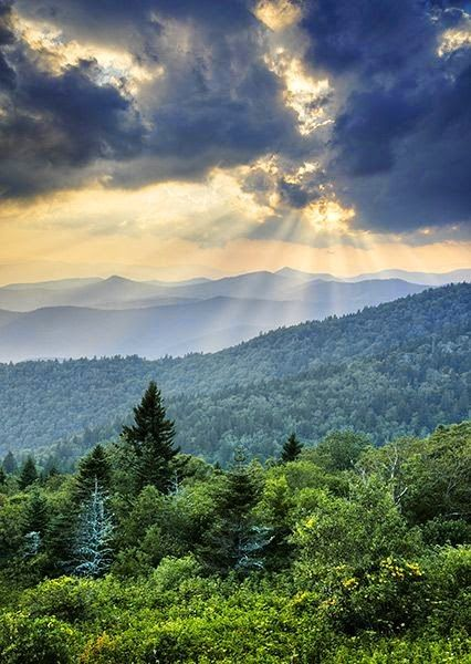 Smokey Mountains! http://www.pantherknobcottages.com