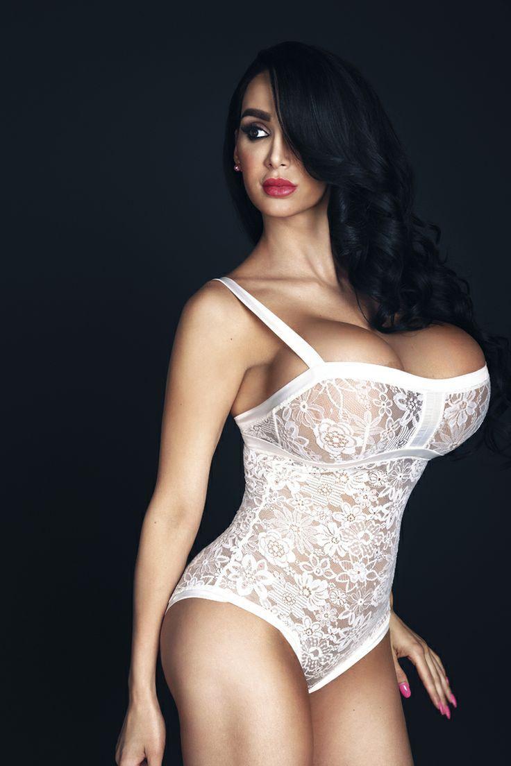 Ideal perfect white woman scandinavian beauty - 3 8