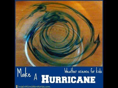 Make a Hurricane | Inspiration Laboratories