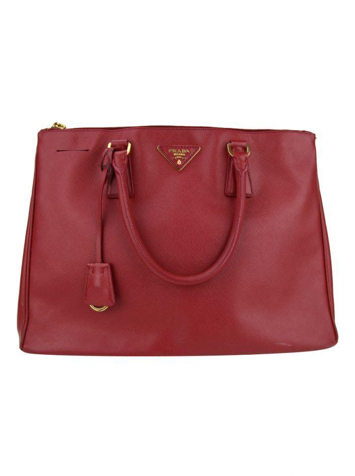 0a283bbdb Bolsa Prada Galleria Vermelha em 2019 | wish list | Bags, Prada e Purses