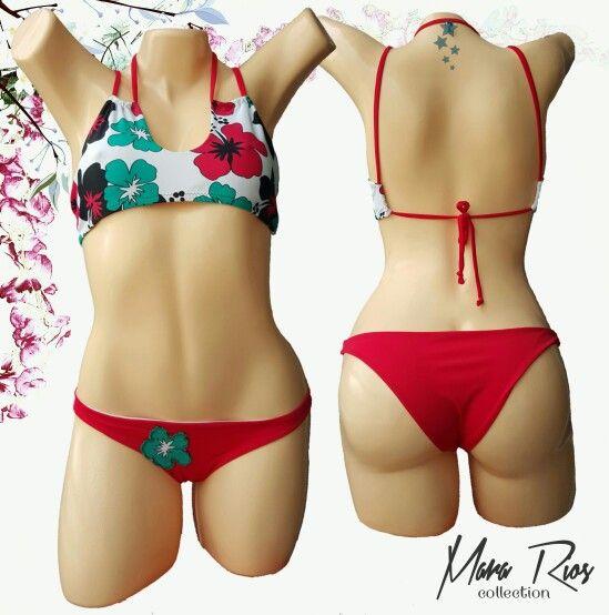 Bikini, swimwear, swimsuit, summer, Beach