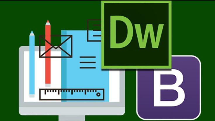 dreamweaver cc 2017 bootstrap tutorial
