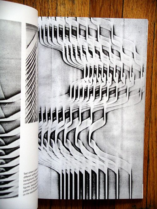 Bruno Munari's Original Xerographies ca. 1977.